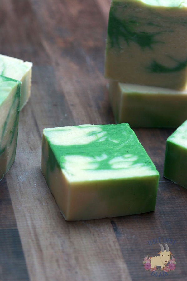 how to make lye soap cold process