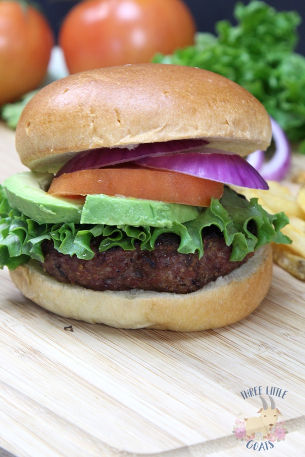Bacon Duck Burger Recipe