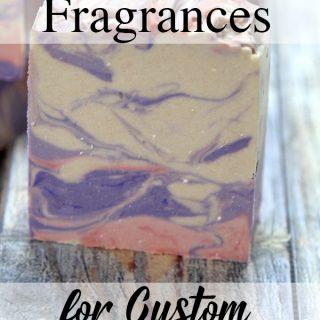 Mixing Soap Fragrances for Custom Soap Scents