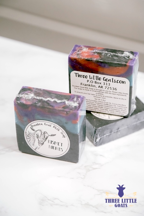 How to label soap for selling