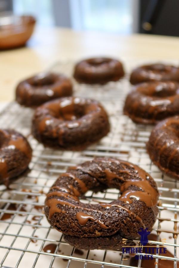 Healthy Chocolate Donut Recipe